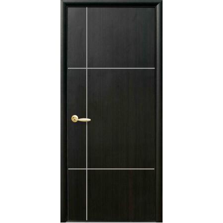 Двері міжкімнатні Ніка Silver