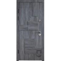 Двері вхідні Domino 3D
