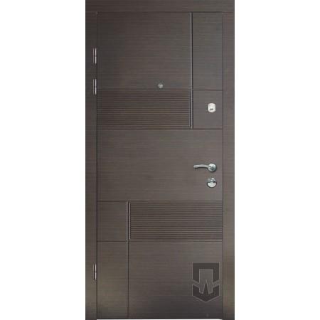 Nashi.Dveri.rv.ua: Купити Двері вхідні Дует Патріот в Рівному