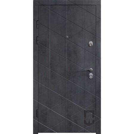 Двері вхідні Frost Line
