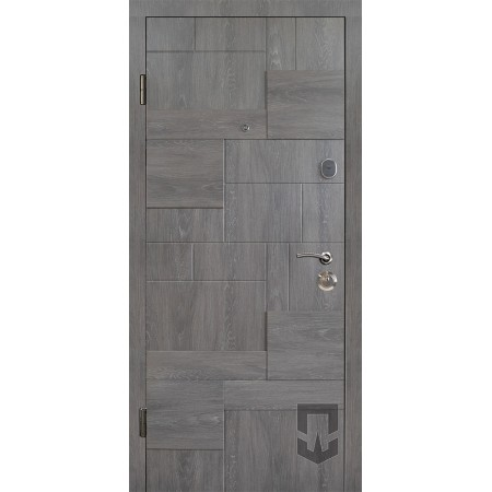 Двері вхідні Modus 3D