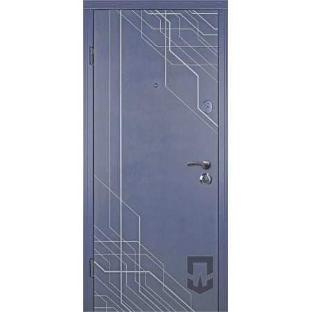 Nashi.Dveri.rv.ua: Купити Двері вхідні Сплайн Патріот в Рівному